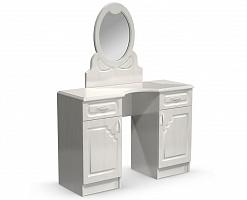 купить туалетный столик с зеркалом недорого трельяж и трюмо курган